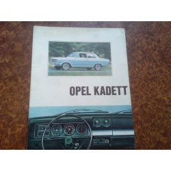 Prospectus Kadett B