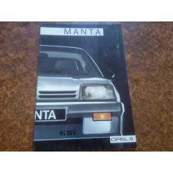 Prospectus Manta B