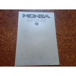 Prospectus Monza GSE