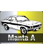 Pièces Opel Manta A