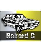 Pièces Opel Rekord C