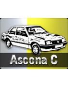 Pièces Opel Ascona C