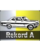 Pièces Opel Rekord A