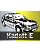 Pièces Opel Kadett E