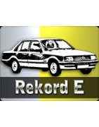 Pièces Opel Rekord E
