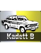 Pièces Opel Kadett B