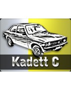 Pièces Opel Kadett C