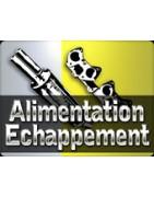 Alimentation / échappement