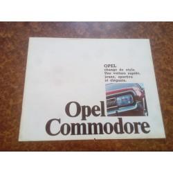 Prospectus Commodore A