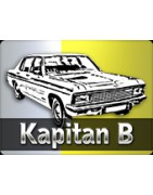 Pièces Opel Kapitan B