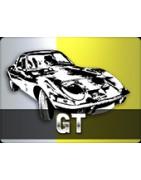 Pièces Opel GT